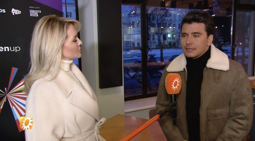 Chantal Janzen en Jan Smit
