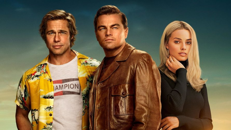 Once Upon a Time in Hollywood, Brad Pitt, Leonardo DiCaprio