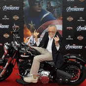 Stan Lee real life superhero