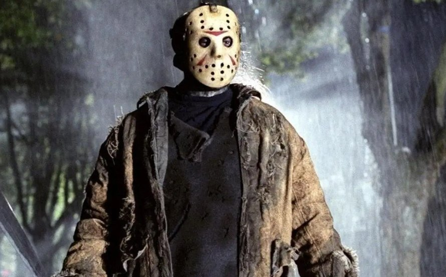 Jason Voorhees in horrorfilm Friday the 13th