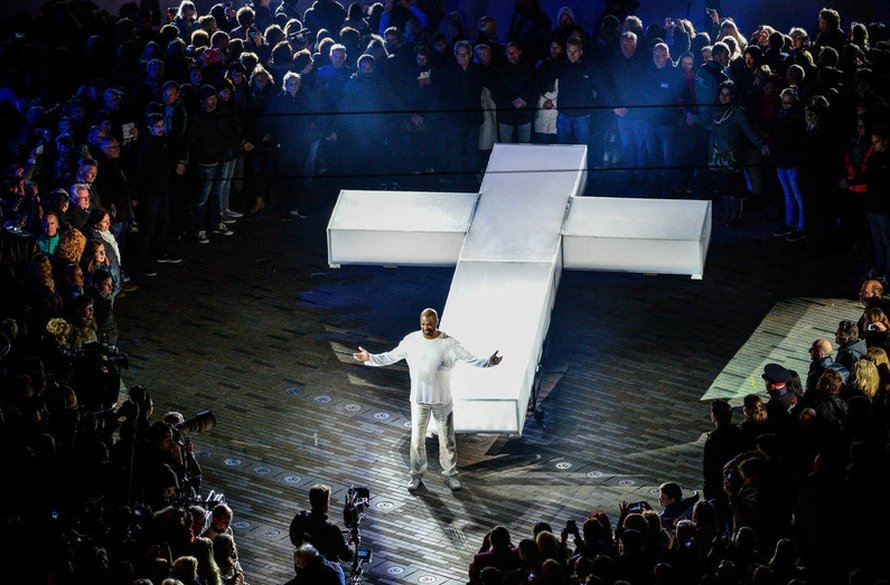 The Passion 2021 KRO-NCRV in Roermond