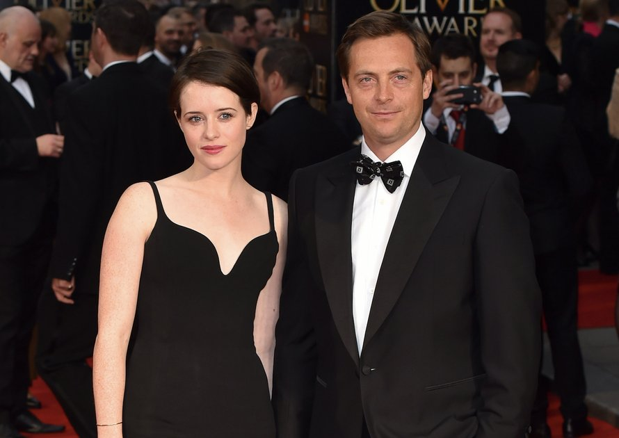 Claire Foy en ex-man Stephen Campbell Moore