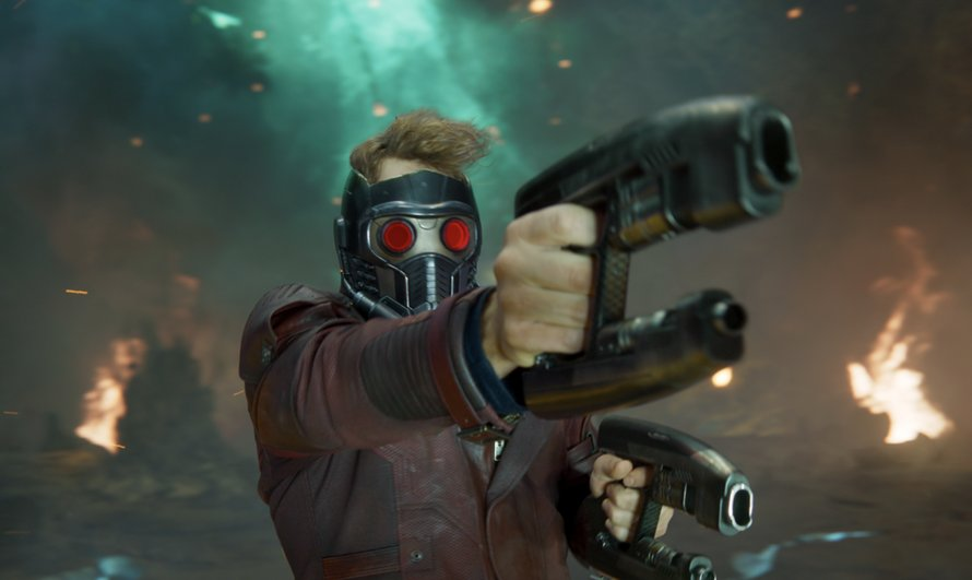 Chris Pratt als Star-Lord
