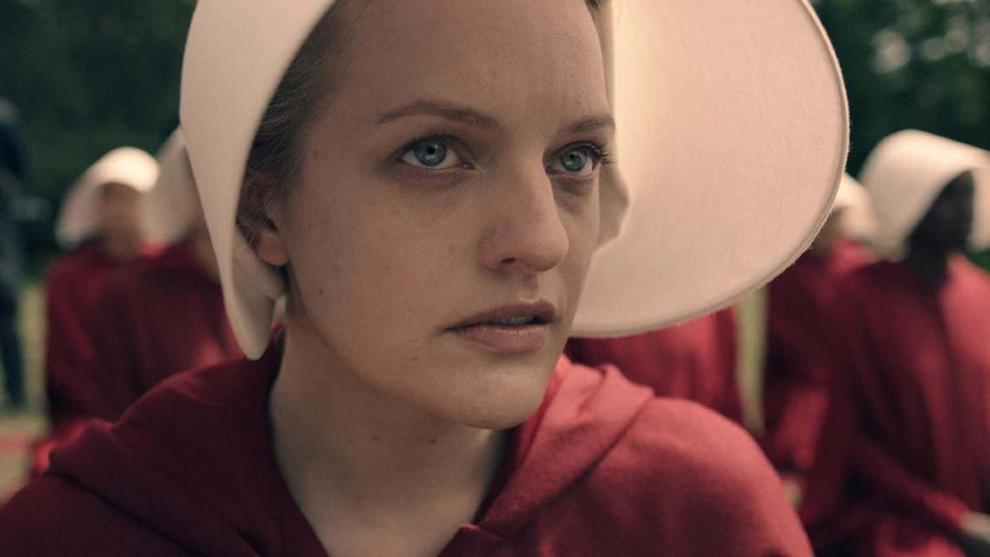 The Handmaid's Tale June Offred