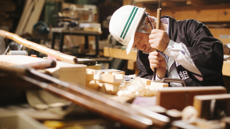 Documentaire, Takumi – A 60,000-hour story on the survival of human craft