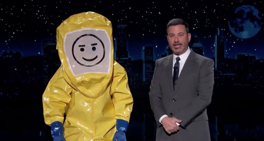 Jimmy Kimmel onthult Sexiest Man Alive 2020