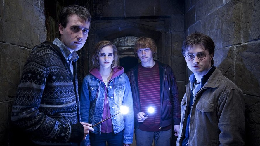 Beeld uit Harry Potter and the Deathly Hallows - Part 2