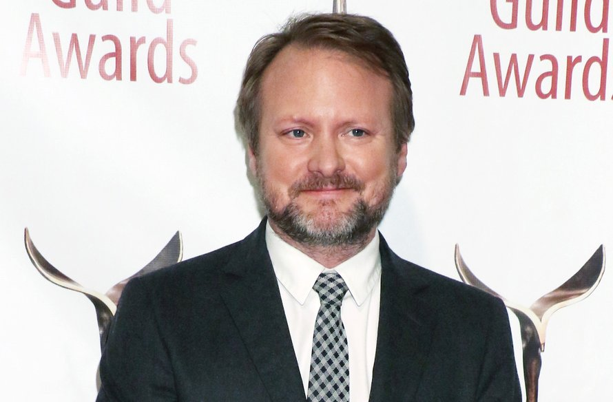 Rian Johnson, schurken, iPhone