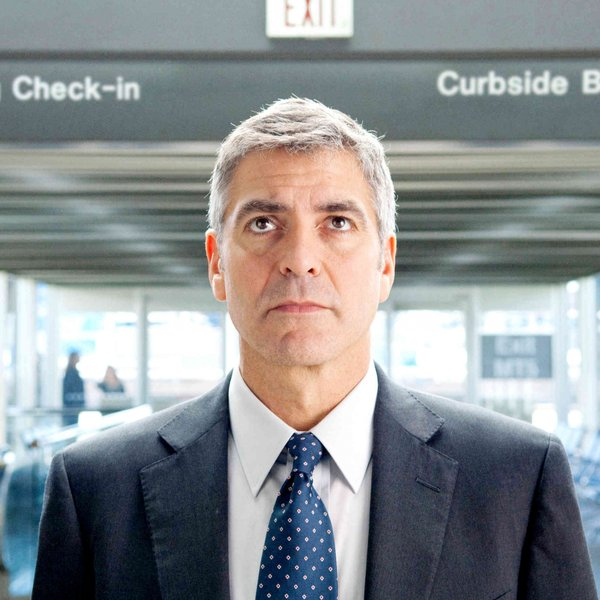 George Clooney Up in the Air